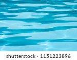water background blue | Shutterstock . vector #1151223896