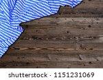 oktoberfest background  frame ... | Shutterstock . vector #1151231069