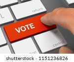 Vote Pushing Keyboard With...