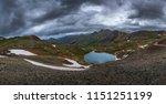 lake como as seen from...   Shutterstock . vector #1151251199