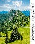 view from mount puerschling... | Shutterstock . vector #1151276783