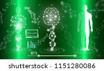abstract background technology... | Shutterstock .eps vector #1151280086