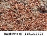 corn bran for feeding fish.... | Shutterstock . vector #1151313323
