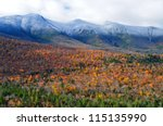 The White Mountains Of New...