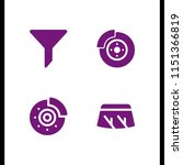 replacement icon. 4 replacement ... | Shutterstock .eps vector #1151366819
