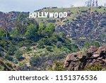 hollywood california   march 25 ... | Shutterstock . vector #1151376536