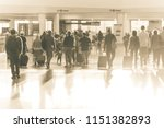 blurry background family...   Shutterstock . vector #1151382893