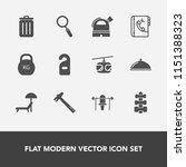 modern  simple vector icon set... | Shutterstock .eps vector #1151388323
