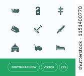 modern  simple vector icon set... | Shutterstock .eps vector #1151400770