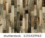 fragment of parquet floor | Shutterstock . vector #1151429963