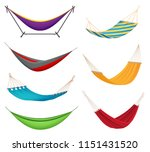 different types colorful... | Shutterstock .eps vector #1151431520
