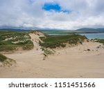 balnakeil beach  durness ... | Shutterstock . vector #1151451566