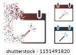 vector sparkler firecracker... | Shutterstock .eps vector #1151491820
