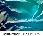 crumpled paper texture... | Shutterstock . vector #1151493476