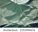 crumpled paper texture... | Shutterstock . vector #1151494676