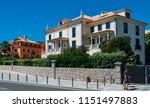 cascais  portugal   august 7th  ... | Shutterstock . vector #1151497883