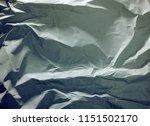 crumpled paper texture... | Shutterstock . vector #1151502170
