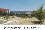 aegean sea view izmir smyrna | Shutterstock . vector #1151559746