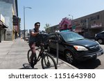 los angeles  usa   august 03 ... | Shutterstock . vector #1151643980