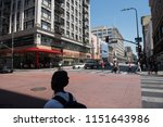 los angeles  usa   august 03 ... | Shutterstock . vector #1151643986