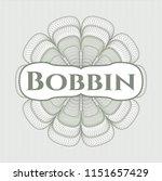 green money style rosette with... | Shutterstock .eps vector #1151657429