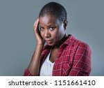 lifestyle isolated portrait of... | Shutterstock . vector #1151661410