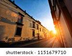 guadalajara streets in historic ...   Shutterstock . vector #1151679710