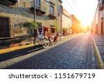 guadalajara streets in historic ...   Shutterstock . vector #1151679719