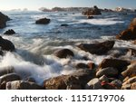 Scenic Ocean Landscape Of...
