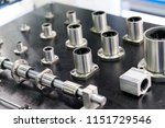 high precision ball screw for... | Shutterstock . vector #1151729546