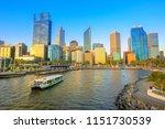 perth  australia   jan 6  2018  ... | Shutterstock . vector #1151730539