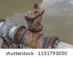 sewer infrastructure is... | Shutterstock . vector #1151793050