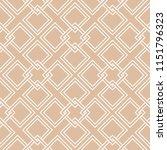 beige and white geometric... | Shutterstock .eps vector #1151796323