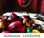 the beautiful natural delicious ... | Shutterstock . vector #1151810336