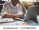professional at work  business... | Shutterstock . vector #1151882036