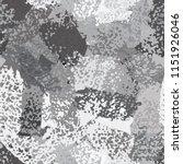 abstract art seamless pattern.... | Shutterstock .eps vector #1151926046