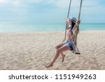 summer vacations.  lifestyle... | Shutterstock . vector #1151949263