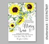 Floral Wedding Invitation...