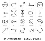 set of 20 icons such as circuit ...