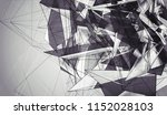 abstract background black  ... | Shutterstock . vector #1152028103