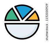 graph chart finance  | Shutterstock .eps vector #1152030929