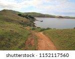 coastline  chimney rock  point...   Shutterstock . vector #1152117560