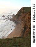 coastline  chimney rock  point...   Shutterstock . vector #1152117566