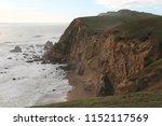 coastline  chimney rock  point...   Shutterstock . vector #1152117569