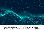 data technology illustration....   Shutterstock . vector #1152157880