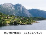 view of jondal commune and... | Shutterstock . vector #1152177629
