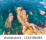 people snorkling at cabo de... | Shutterstock . vector #1152186383