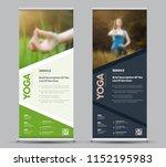 template of universal vector... | Shutterstock .eps vector #1152195983