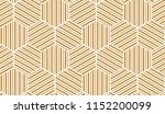 abstract geometric pattern with ... | Shutterstock .eps vector #1152200099