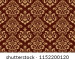 wallpaper in the style of... | Shutterstock .eps vector #1152200120